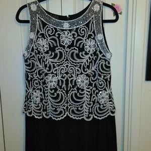 JK ARA new York evening gown